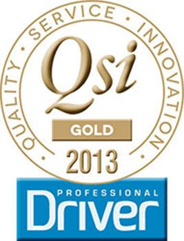 Winners of the 2013 QSI Gold award.