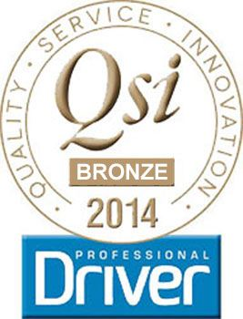 Winners of the 2014 QSI Bronze award.